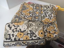 Vera Bradly Mailbag (Go Wild- Retired pattern) and Wallet in Bolingbrook, Illinois