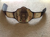 WWE 2011 World Heavyweight Title Belt in Camp Lejeune, North Carolina