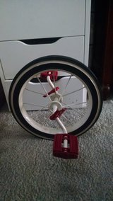 Front Wheel Assembly for Classic Dual Deck Tricycle in Lockport, Illinois