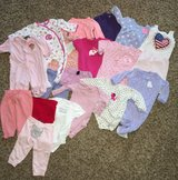 6 months baby girl clothes in Dyess AFB, Texas