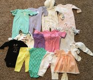 9 months old girl clothes in Dyess AFB, Texas