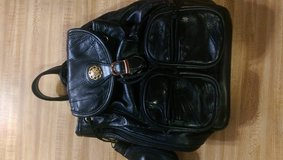 Faux leather backpack in Baytown, Texas