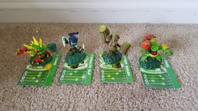 Skylanders Figures in Yorkville, Illinois