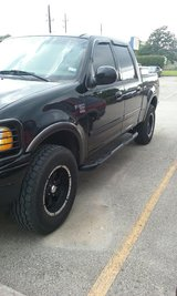 FX4 4x4 Ford XLT 03 for $10,000 in Baytown, Texas