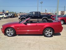 2008 Mustang GT Convertible in Kingwood, Texas