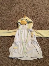 Duck baby bath towel in Dyess AFB, Texas