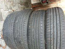 205 70r16 summer tires new continenal in Hohenfels, Germany