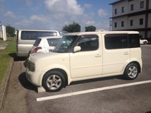2005 Nissan Cubic/Cube, JCI June 2018, Road Tax, Amazing Deal!!! in Okinawa, Japan
