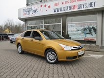 '09 Ford Focus SE Manual in Spangdahlem, Germany