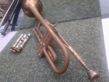 "TRUMPET ""Just want to go to good use"" I played for 6 years in high school purchased new 1980 in Macon, Georgia"