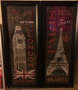 Paris / London pictures in Fort Rucker, Alabama