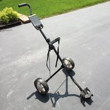 Folding/Collapsable Golf Hand Pull Cart in Bolingbrook, Illinois