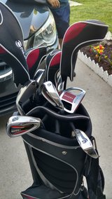 Golf Clubs Barely Used in Dover AFB, Delaware