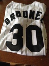 Ordonez jersey size 18/20 in Chicago, Illinois