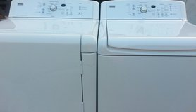 Kenmore Oasis HE Washer dryer set in Fort Rucker, Alabama