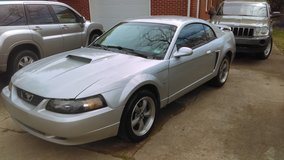 2001 Ford Mustang in Fort Campbell, Kentucky