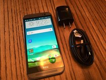 HTC M8 32GB Android Smartphone Unlocked (AT&T, Straight Talk, etc) in Alamogordo, New Mexico