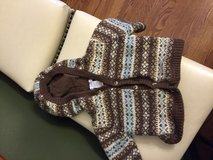 Jack and Janie boys 3-6 month sweater in St. Charles, Illinois