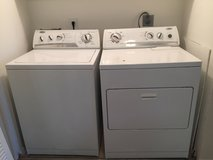 WASHER AND DRYER FOR SALE in League City, Texas
