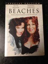 Beaches (Special Edition) - DVD in Oswego, Illinois