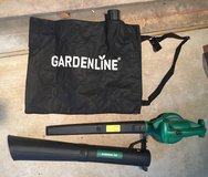 Electric blower vac in Houston, Texas