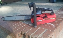 Craftsman chainsaw 2.3/16 in Macon, Georgia