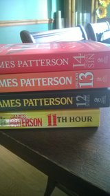 James Patterson summer reads in Glendale Heights, Illinois