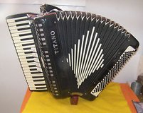 Italian Titano Accordion in Fort Leonard Wood, Missouri