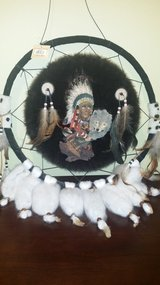 """18"""" large hanging dreamcatcher in Plainfield, Illinois"""