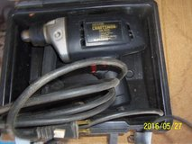 "Sears 3/8"" Corded Drill with Case Like New! in Alamogordo, New Mexico"