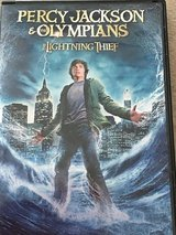 Percy Jackson & Olympians Lightning Thief DVD in Okinawa, Japan