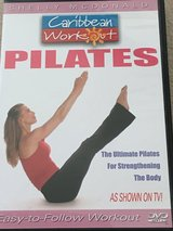 Caribbean Workout: Pilates DVD Shelly Mcdonald in Okinawa, Japan