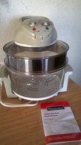 Magic Chef 3 gallon glass bowl convection oven in Yucca Valley, California