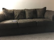 Couch in Fort Bliss, Texas