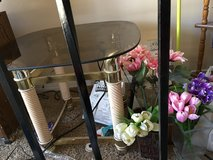 End table in Fort Bliss, Texas