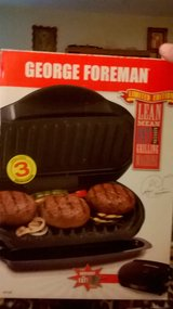 george foremen limited edition grilling machine in Yucca Valley, California