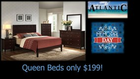Bed sale during MEMORIAL DAY event! in Camp Lejeune, North Carolina