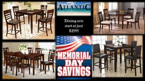 Dining Tables on sale! in Camp Lejeune, North Carolina