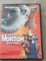 NIP Horton Hears a Who! DVD in Okinawa, Japan