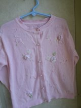 Cute Pink Sweater 4-5T in Naperville, Illinois