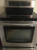 Samsung induction electric range in Gloucester Point, Virginia