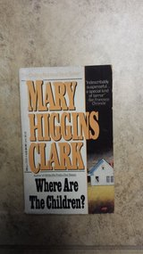 Where are the Children by Mary Higgins Clark in Kingwood, Texas