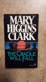 The Cradle Will Fall by Mary Higgins Clark in Kingwood, Texas