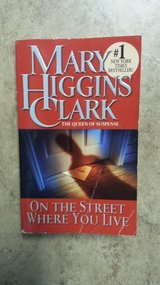 On the Street Where You Live by Mary Higgins Clark in Kingwood, Texas