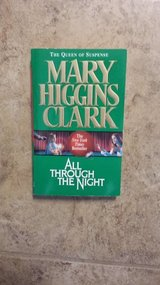 All Through the Night by Mary Higgins Clark in Houston, Texas