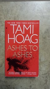 Ashes to Ashes by Tami Hoag in Kingwood, Texas