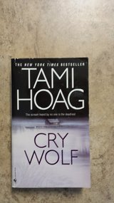 Cry Wolf by Tami Hoag in Kingwood, Texas