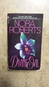Divine Evil by Nora Roberts in Kingwood, Texas