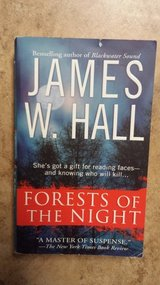 Forests of the Night by James W. Hall in Kingwood, Texas