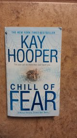 Chill of Fear by Kay Hooper in Kingwood, Texas